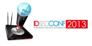 IDSECCONF 2014 di undur