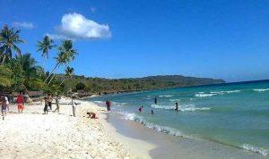 Pantai Caroline